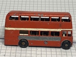 Lesney Matchbox Moko 5b London Bus No.5  1:75 scale 1957-1960, фото №3