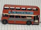 Lesney Matchbox Moko 5b London Bus No.5  1:75 scale 1957-1960, фото №4