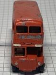 Lesney Matchbox Moko 5b London Bus No.5  1:75 scale 1957-1960, фото №5