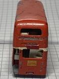 Lesney Matchbox Moko 5b London Bus No.5  1:75 scale 1957-1960, фото №6