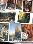 Листівки Третяковської галереї, фото №8