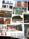 Листівки Третяковської галереї, фото №9