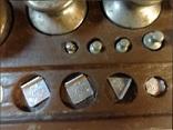 Набор лабораторных гирь 1957 года, фото №3