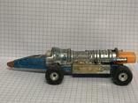 Corgi Toy Silver Streak Swedish Jet Dragster, фото №4