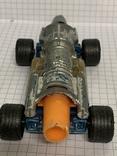 Corgi Toy Silver Streak Swedish Jet Dragster, фото №7