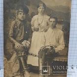 Фото : Семья 3 человека. до 1917 года, фото №2