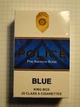 Сигареты POLICE BLUE