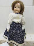 Винтажная фарфоровая кукла Simon & Halbig, фото №2