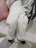 Винтажная фарфоровая кукла Simon & Halbig, фото №4