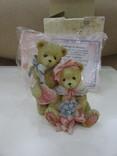 Статуэтка Мишки Cherished Teddies от Priscilla Hellman, фото №2