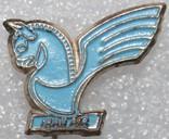 """Значок-логотип """"Иранские авиалинии"""" (Иран) тяжелый, фото №2"""