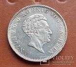 Талер Саксонія 1836 р., фото №4