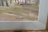 """Картина """"Хата край села"""" Ковалёв В.Н. 2006, фото №5"""
