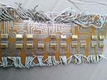 Микросхеми на платах позолота 20 шт, фото №5