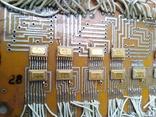Микросхеми на платах позолота 20 шт, фото №6