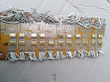 Микросхеми на платах позолота 20 шт, фото №7