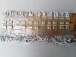 Микросхеми на платах позолота 20 шт, фото №8