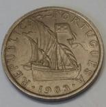 Португалія 5 ескудо, 1983