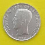 Швеція 1 крона, 1940р. Срібло., фото №2