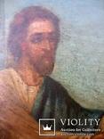 Старовинна ікона - Моління перед іконою Св. Миколая, фото №6