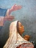 Старовинна ікона - Моління перед іконою Св. Миколая, фото №10