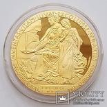 Нобелевская медаль по медицине (копия), фото №3