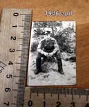 Фото военного 1946 год, фото №2