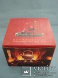 Исинская глина, керамический набор-подставка для заваривания чая, фото №2