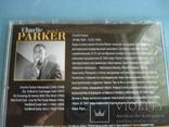 Charlie PARKER JAZZ 2 CD, фото №6