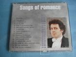 "JOHN INNES  ""Sings Songs of romance"", фото №6"