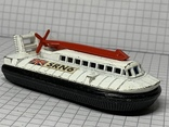 1972 №72 LESNEY SRN6 Hovercraft Made in England, фото №5