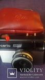 Фотоаппарат certo SL 110 в чехле, фото №3