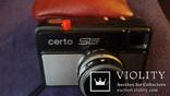 Фотоаппарат certo SL 110 в чехле, фото №6