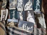 25 старинных открытки до 1917г в стиле ню, фото №5