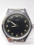 Часы Lemania для военных, фото №2