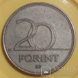Угорщина 20 форинтів, 1994
