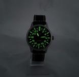 Часы наручные , механизм 2623.Н  ракета 24 часа, фото №7