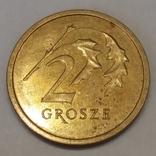 Польща 2 гроша, 2017