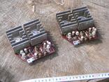 УНЧ Юпитер стерео германиевые транзисторы усилитель, фото №2