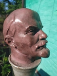 Бюст скульптура Ленин как живой, фото №2