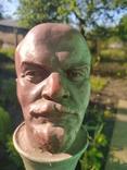 Бюст скульптура Ленин как живой, фото №3