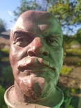 Бюст скульптура Ленин как живой, фото №5