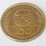 Греція 100 драхм, 1994