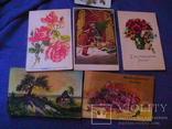 6 дореволюционных иностранных  открыток, фото №3