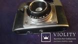 Ретро фотоаппарат Agfa  в чехле, фото №6