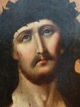 Икона Христос в Терновом Венце, фото №3
