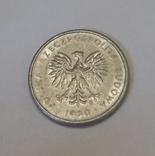Польща 2 злотих, 1990 фото 2