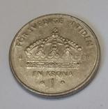 Швеція 1 крона, 2002