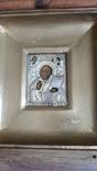 Икона Святого Николая 19 век, фото №4