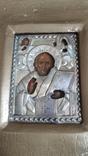 Икона Святого Николая 19 век, фото №2